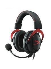 Kingston HyperX Cloud II Gaming Headset (Red)
