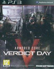 Armored Core Verdict Day Regular