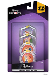 Disney Infinity 3.0 Edition: Zootopia Power Disc P