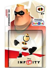 DISNEY INFINITY SINGLE PACK -CRYSTAL MR INCREDIBLE