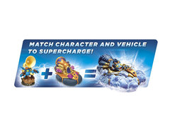 Skylanders Supercharger Single - Big Bubble Pop Fi