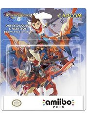 Amiibo Monster Hunter Stories - One Eyed Rathalos