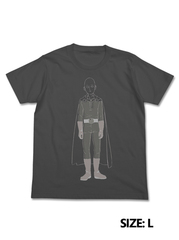 COSPA ONE PUNCH MAN BLACK SIZE L