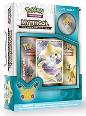 POKEMON MYTHICAL JIRACHI BOX