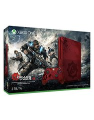 Xbox One S Gears of War 4 Limited Edition Bundle (