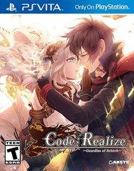 Code Realize: Guardian of Rebirth-PSVITA