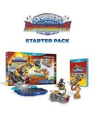 Skylanders Superchargers (Starter Pack)-Wii U
