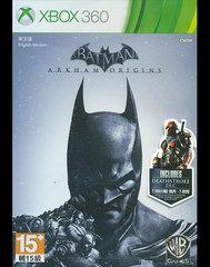 Batman Arkham Origins-XBOX 360