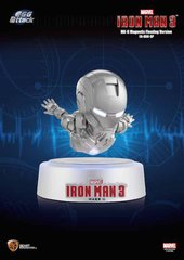 Iron Man 3 - Mark II (Magnetic Floating Ver.) (Sil