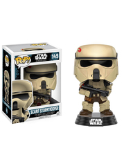 Funko POP! (145) Star Wars Rogue One Scarif Stormtrooper