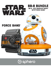 Sphero BB-8 + Sphero Forceband Bundle