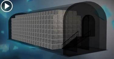 【無電製冰】北京故宮開放清朝冰窖  存冰量5000塊見古人智慧