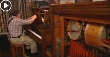 【配樂神手】童年回憶的背後 卡通配樂只靠一人演奏
