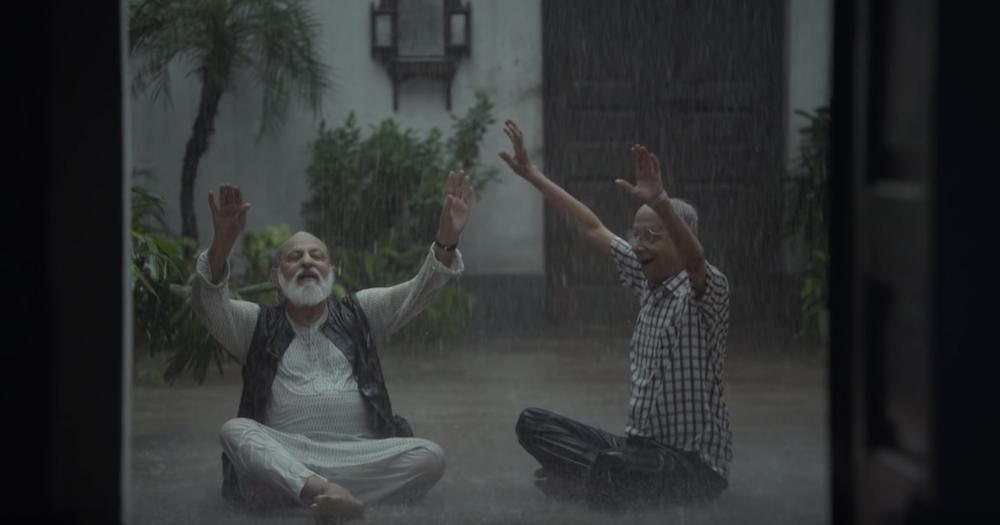 【友誼萬歲】印度感人廣告,孫兒助爺爺尋兒時失散好友