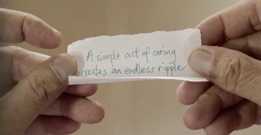 【慷慨解囊】一件讓人銘記於心的蛋糕