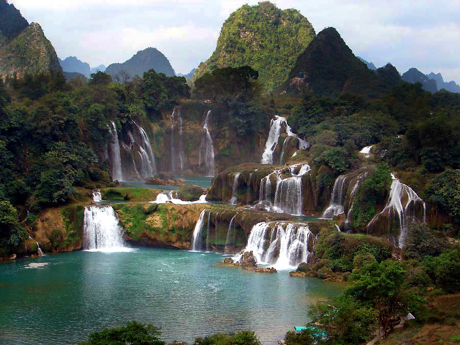 The China - beauty of China
