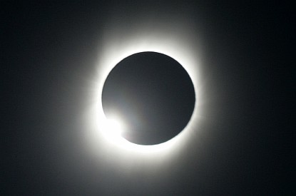 Total Solar Eclipse On 22 July, 2009