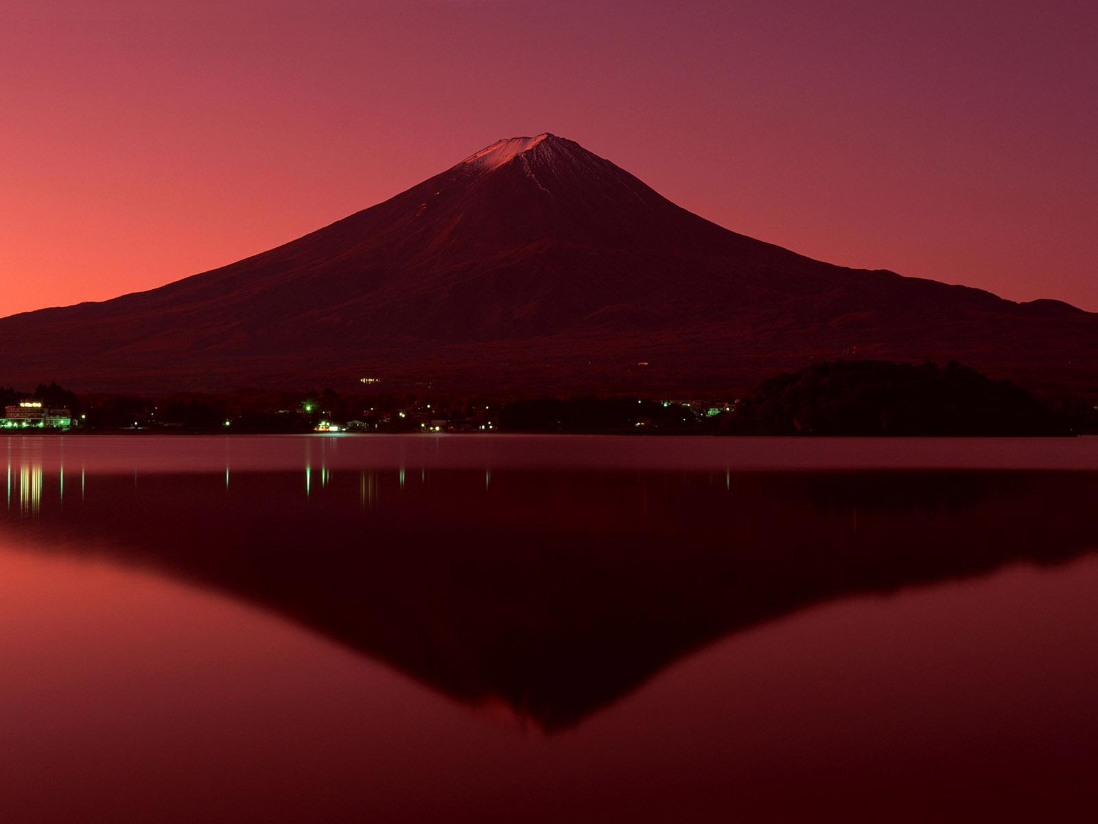 Amazing Mount Fuji Wallpapers
