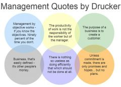 druckers 6 management quotes