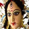The most beautiful pic of Maa Durga