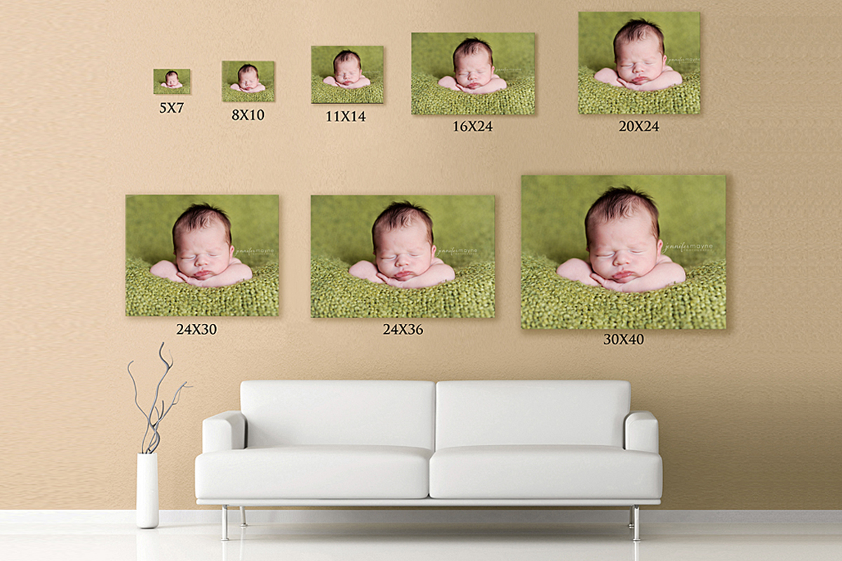 Appropriate Picture Size for Wall! Read 5 Tips   Homeonline