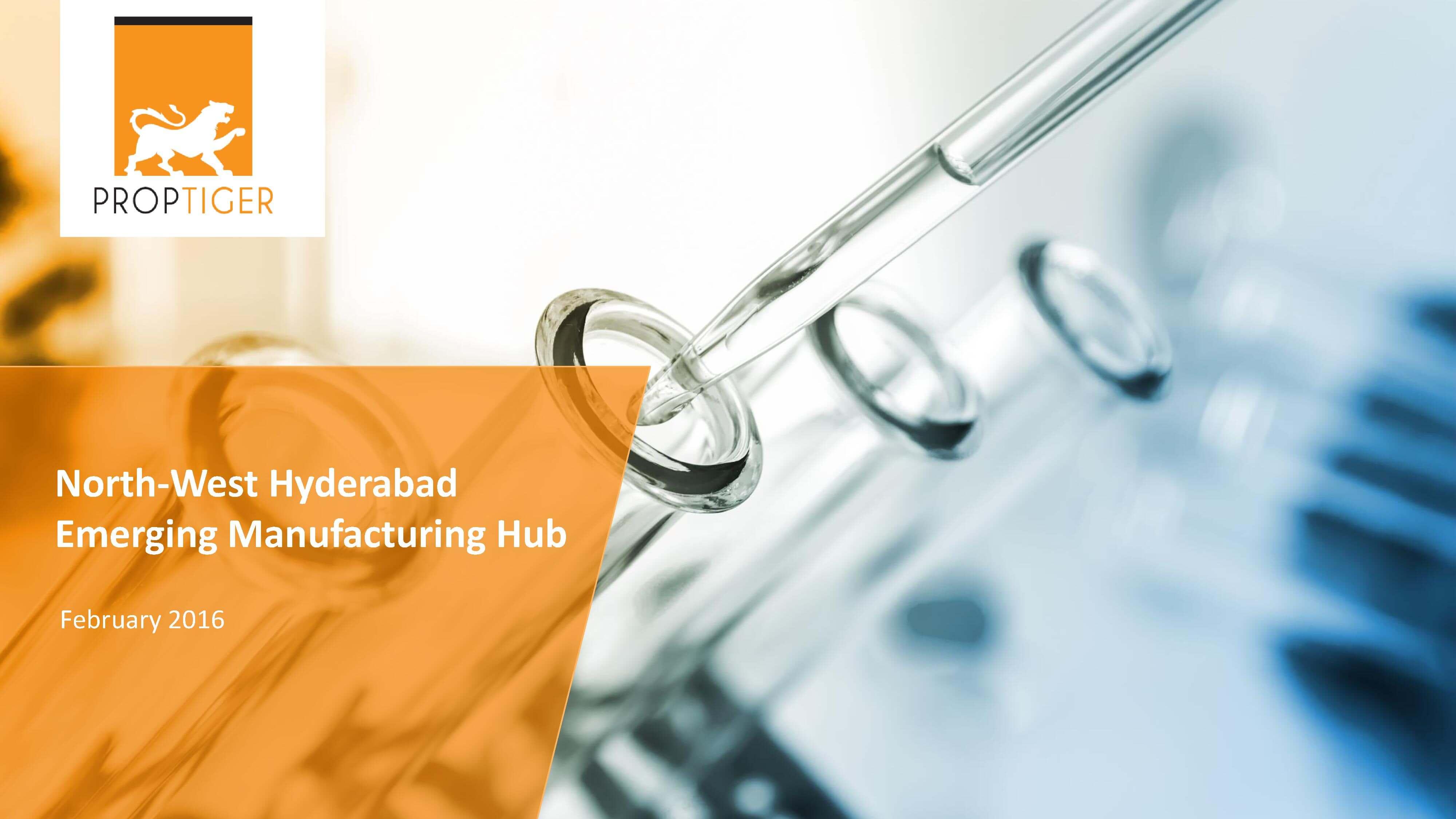 North-West Hyderabad, Emerging Manufacturing Hub