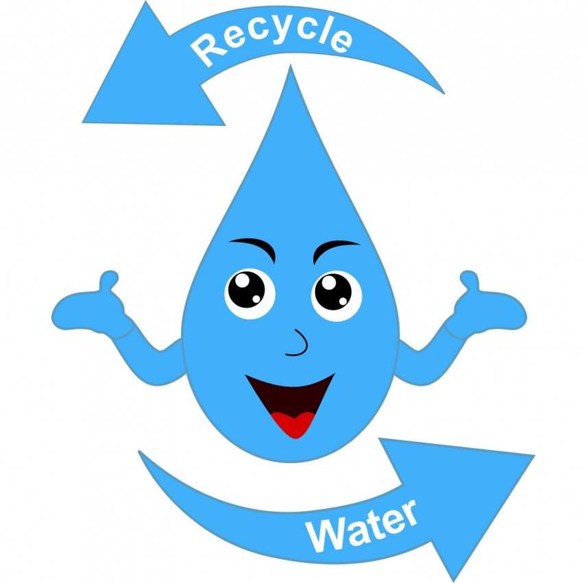 recycle wtaer