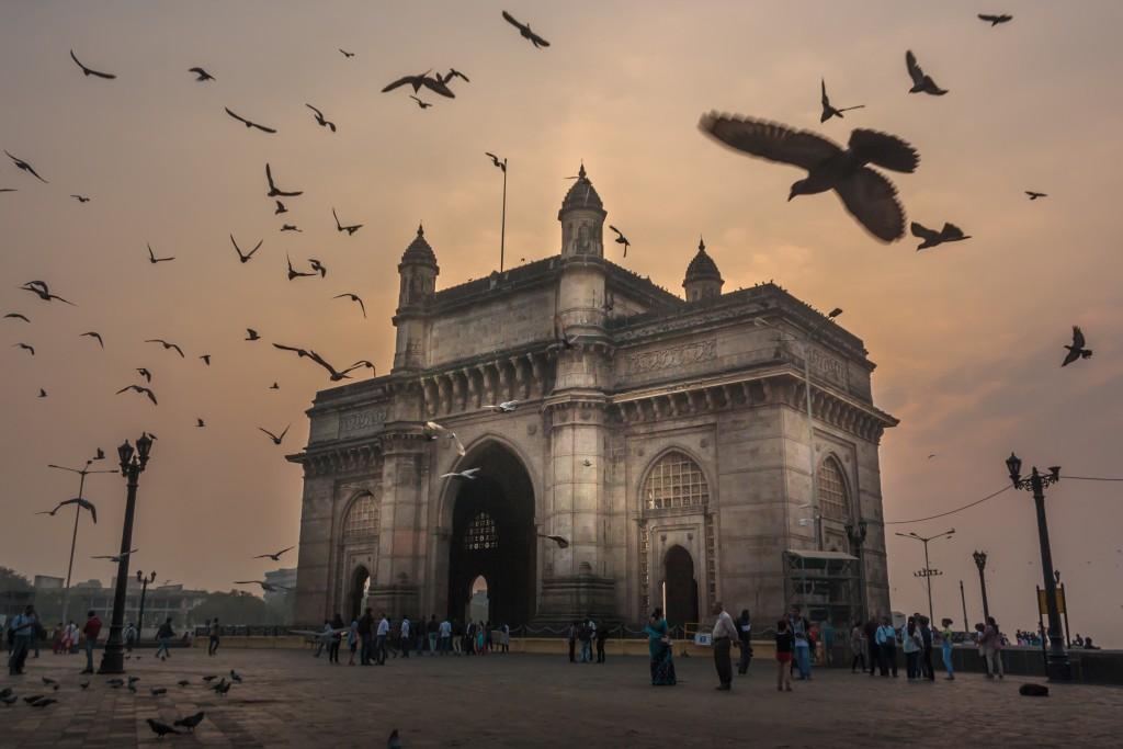 mumbai clean India survey