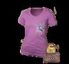 Dota 2 Puck Ladies T-shirt w Digital Unlock