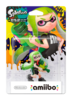 Inkling Girl (Green) Amiibo