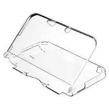 Nintendo 3DS XL Crystal Case