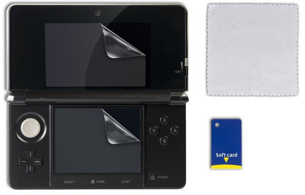 HORI 3DS 2DS Screen Protector