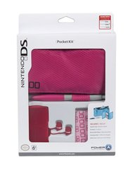 Nintendo DS Lite / DSi / 3DS Pocket Kit (Pink)