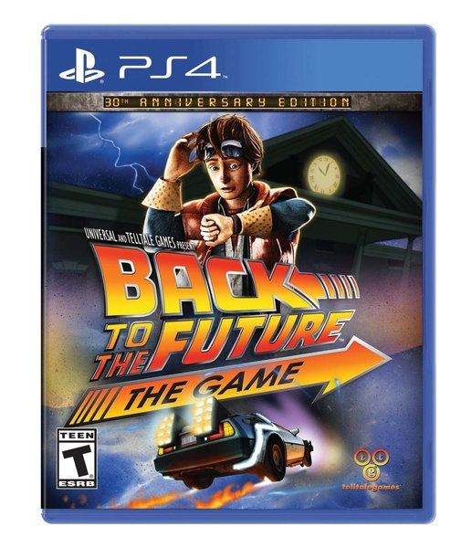 Back to the Future The Game - 30th Anniversary Edition
