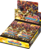 BuddyFight Triple D Climax Booster (Dragon Fighters)