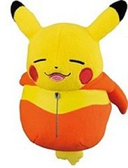 Big Sleeping Bag Pikachu Plush
