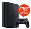 PlayStation 4 Slim (Black)