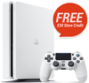 PlayStation 4 Slim (White)