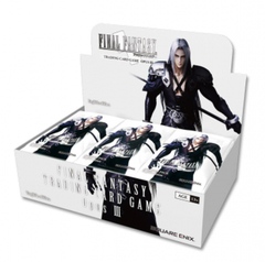 Final Fantasy FFTCG: Opus III Booster BOX