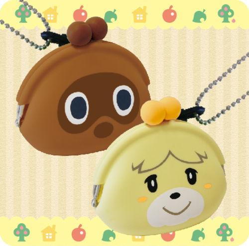 Animal Crossing Coin Pouch