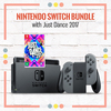 Nintendo Switch Console System Bundle (Just Dance 2017)