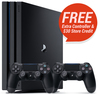 Playstation 4 Pro Console Controller Bundle