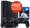 Playstation 4 Slim FIFA 18 Console Bundle