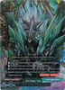 Dark black crystal dragon, Athora X-BT02A-CP03/0009