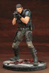 ARTFX Statue - Biohazard Vendetta - 1/6 Chris Redfield