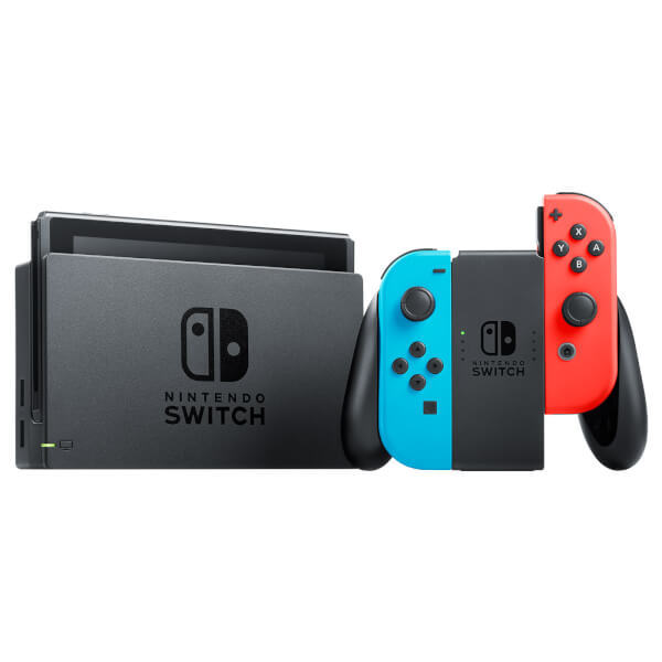 Nintendo Switch Console System (Export Set)