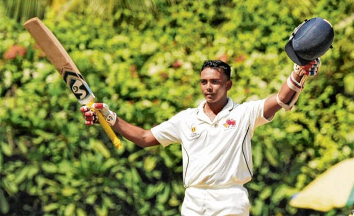 10 facts about Prithvi Shaw the U19 star and Delhi Daredevils 2018 IPL signing