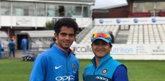 Kamlesh Nagarkoti mirrors India pacers Bhuvneshwar Kumar and Shami