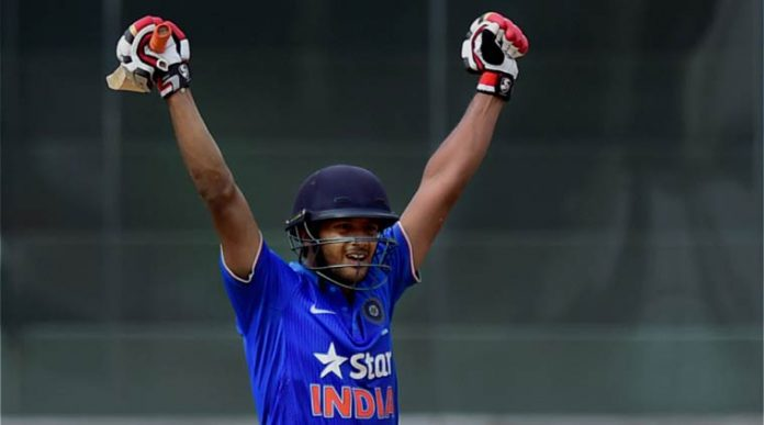 Here is how Mayank Agarwal was supported by KL Rahul & Vinay Kumar