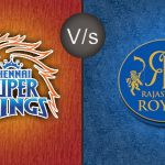 IPL 2018 CSK vs RR Live score cricket; IPL CSK vs RR live cricket score, IPL 2018 Chennai vs Rajasthan live score, CSK vs RR match score, IPL 2018 CSK vs RR Scorecard, IPL 2018 CSK vs RR ball by ball, CSK vs RR live commentary, IPL 2018 CSK vs RR commentary, IPL 2018 CSK vs RR result, CSK vs RR toss result & more.